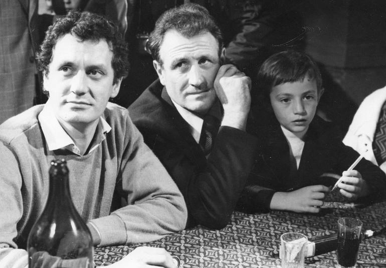 Luigi Ornaghi (al centro)